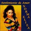 NORMA ELIZA - Sentimiento De Amor (1992) - CD
