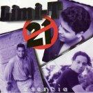 LIMI-T 21  -  Esencia (1995) - CD