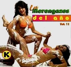 VARIOS ARTISTAS - Los Merengazos Del Año Vol. 11 (1994) - CD