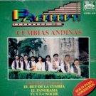 PACHAKUTI - Cumbias Andinas - CD