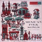 MIGUEL ACEVES MEJIAS - Mexican Folk Songs - LP