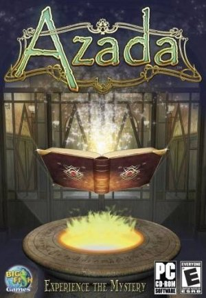 A Z A D A  - EXPERIENCE THE MYSTERY (PC Game) (2008)