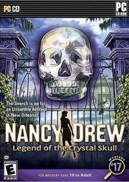 NANCY DREW: Legend of the Crystal Skull (2007)