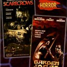 SCARECROWS / GARDEN OF THE DEAD - DVD