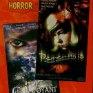 THE CLAIRVOYANT / DEMENTIA 13 - DVD