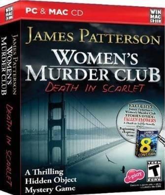 Women's Murder Club - Death in Scarlet (2008) - PC @ Mac Game