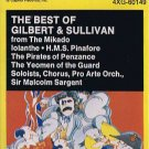 THE BEST OF GILBERT & SULLIVAN - Cassette Tape