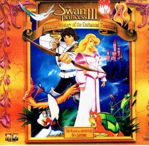 THE SWAN PRINCESS III - The Mystery Of The Enchanted Treasure