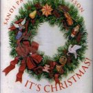 SANDY PATTY & PEABO PRYSON - It's Christmas (1996) - Cassette Tape