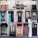 STANLEY TURRENTINE - Everybody Comes On Out  (1976) - LP