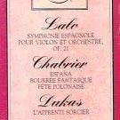 VARIOUS ARTIST - Les Genies Classique 21 (1990) - Cassette Tape