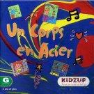KIDZUP - Un Corps En Acier (1996) - CD