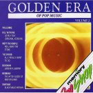 VARIOUS ARTIST - Golden Era Of Pop Music Vol. 2 (1994) - CD