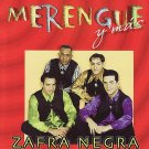 ZAFRA NEGRA - Merengue Y Mas (1998) - CD