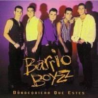 BARRIO BOYZZ - Donde Quiera Que Estes (1993) - CD