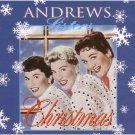 ANDREW SISTERS - Christmas  (1987) - Cassette Tape