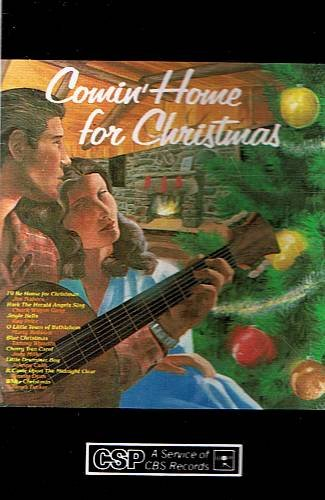 COMIN' HOME FOR CHRISTMAS (1980) - Cassette Tape