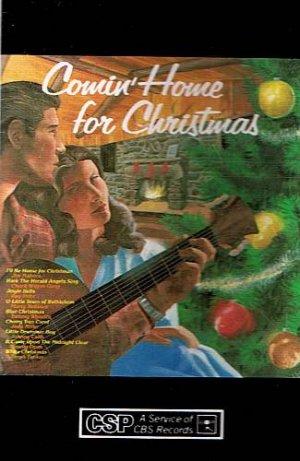 COMIN' HOME FOR CHRISTMAS (1980) - Cassette Tape