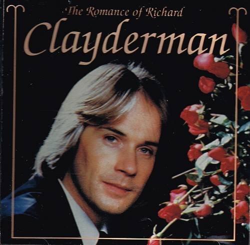 RICHARD CLAYDERMAN - The Romance of Richard Clayderman (1992) - CD
