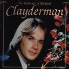 RICHARD CLAYDERMAN - The Romance of Richard Clayderman (1992) - CD