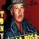 TONY DE LA ROSA - Mejor Solo (1993) - Cassette Tape