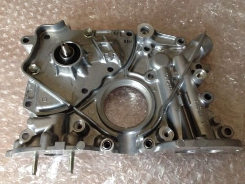 Toyota Altezza SXE10 - Genuine 3SGE Oil pump W/ Gasket and Front