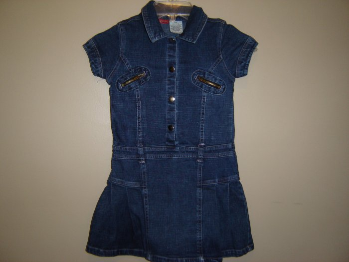Self Esteem Denim Dress