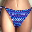 Freya Waves Tie-Side Briefs Blue Size S, XS, XL - BNWT
