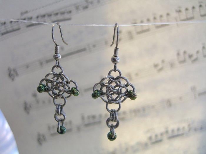 Celtic beads