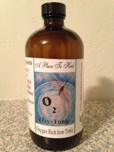 Oxygen Rich Iron Tonic 16oz
