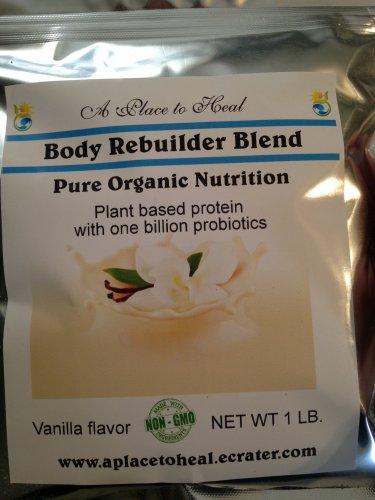 Body Rebuilder blend 1 lb w/shaker cup