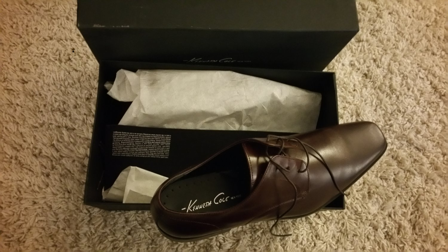 Kenneth Cole New York Oxfords 11