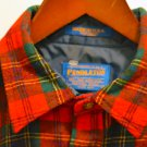 Pendleton Plaid Shirt - Red
