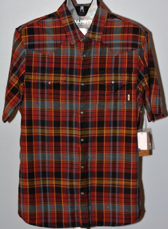 Vans Edgeware Short-Sleeve Button-Down Shirt