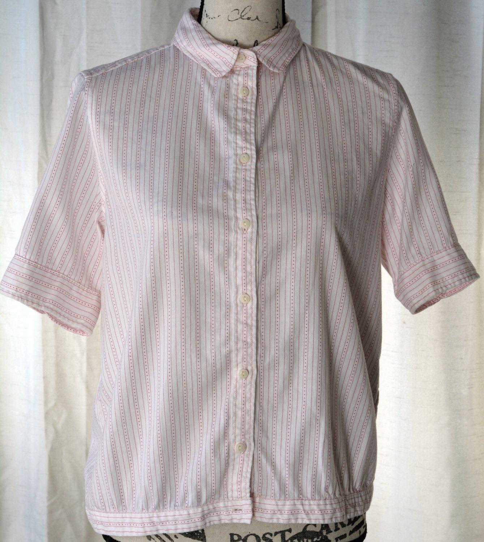 Levi's Button up blouse