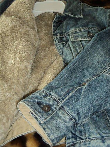 Boys Jeans Coat from Gap kids Size XL(12)