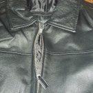 Covington Mens Leather Coat size M/M
