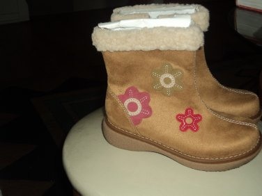 Brand New Sonoma Girls Boots size 10 Med
