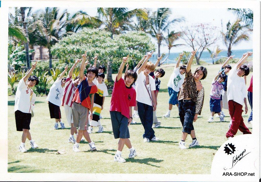 SHOP PHOTO - ARASHI - Johnny's Jrs. in Hawaii #056