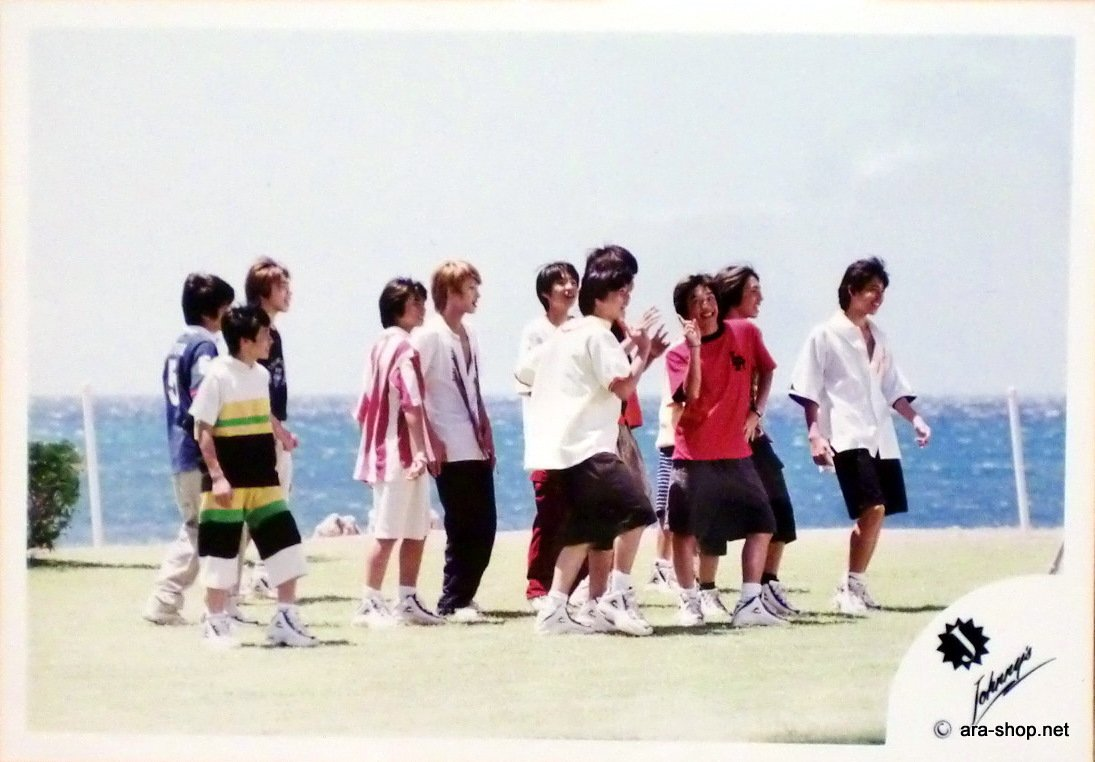 SHOP PHOTO - ARASHI - Johnny's Jrs. in Hawaii #057
