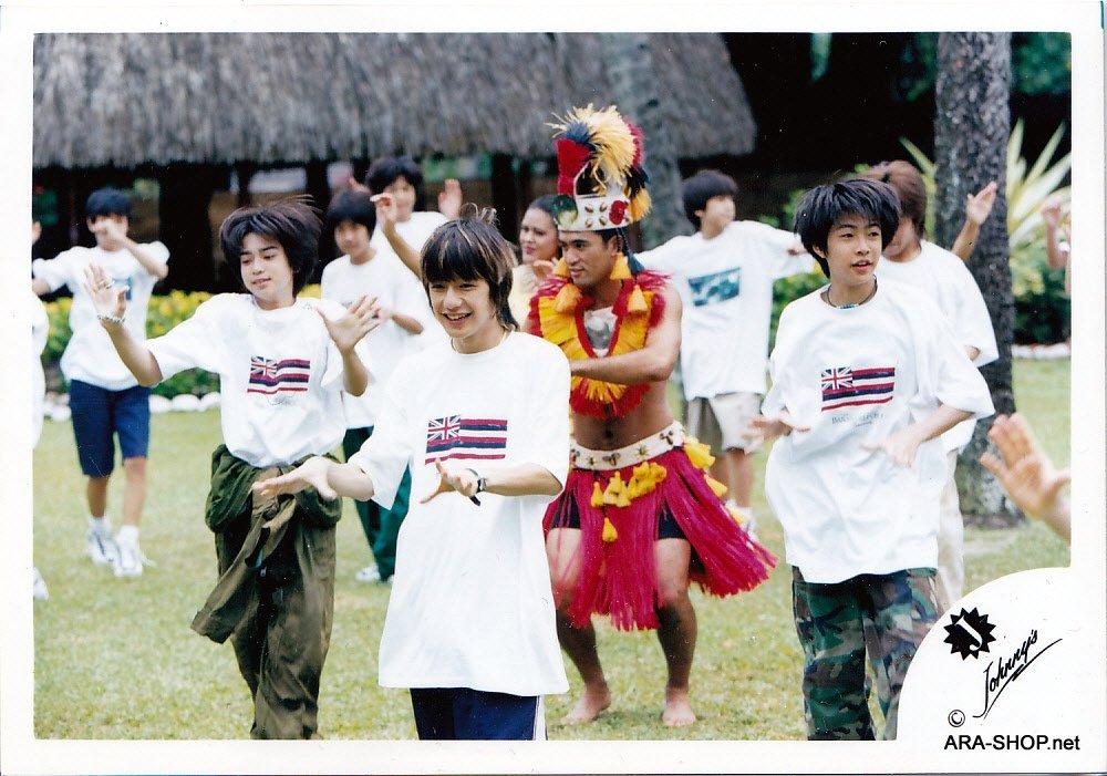 SHOP PHOTO - ARASHI - Johnny's Jrs. in Hawaii #058