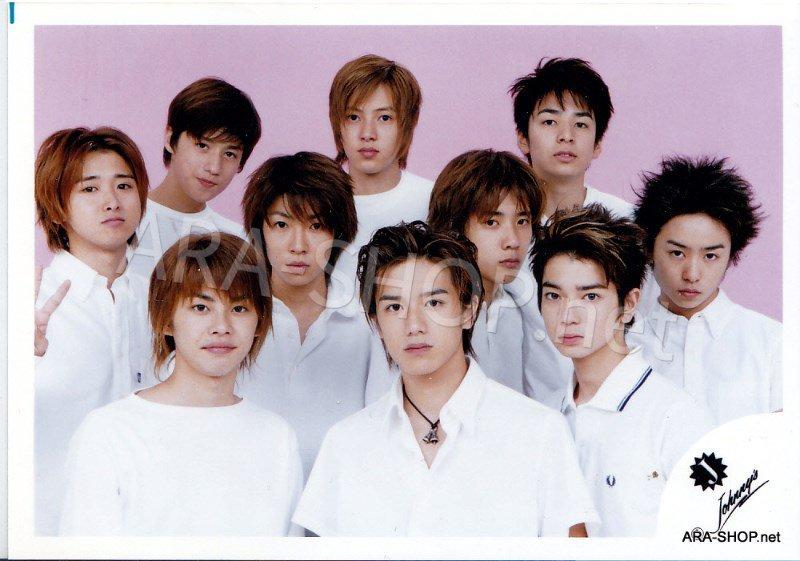 SHOP PHOTO - ARASHI - Johnny's Jrs. Meikan Shoot #048