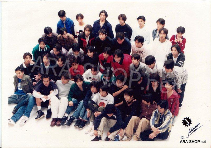 SHOP PHOTO - ARASHI - Johnny's Jrs. #052