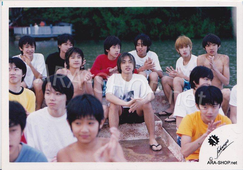 SHOP PHOTO - ARASHI - Johnny's Jrs. in Hawaii #054