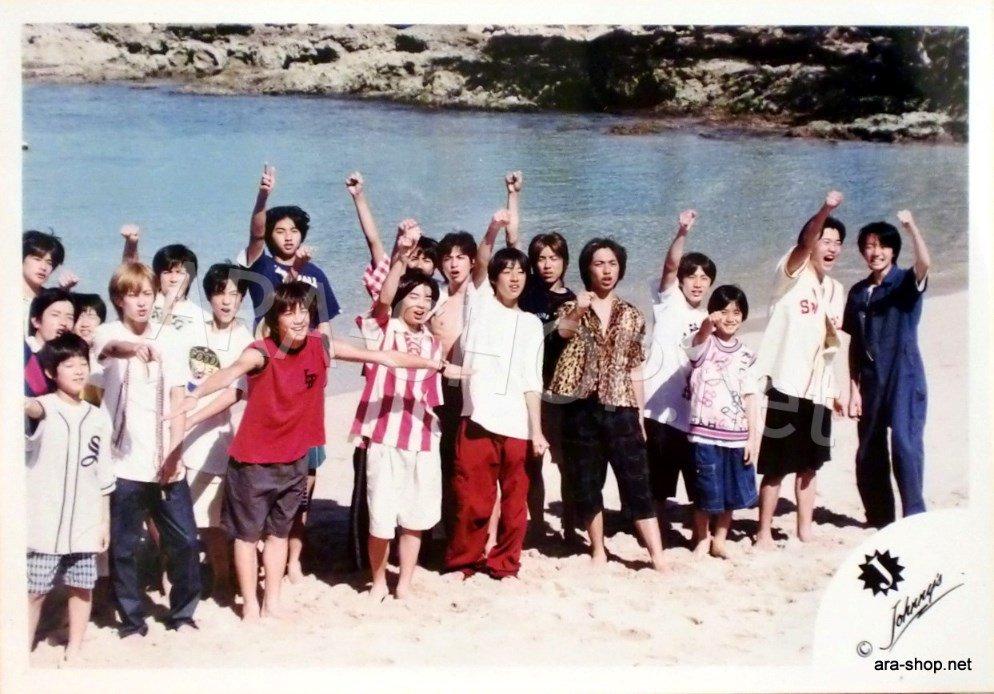 SHOP PHOTO - ARASHI - Johnny's Jrs. in Hawaii #055