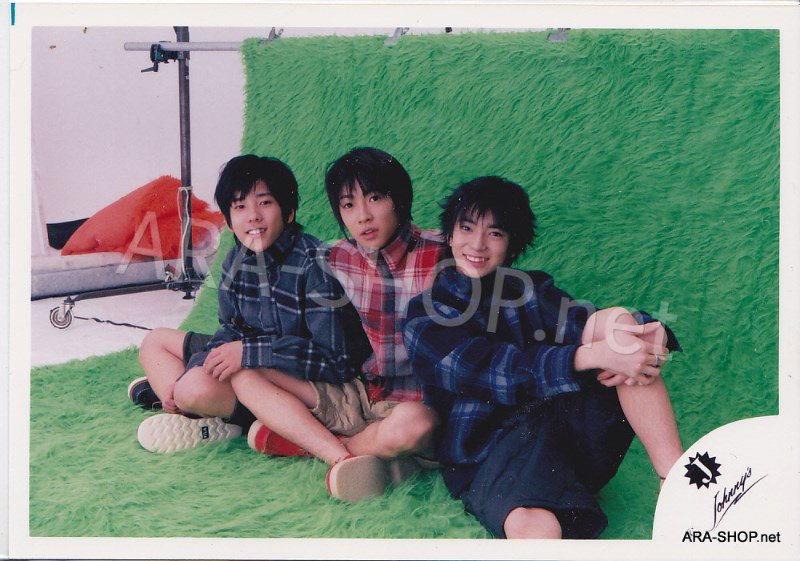 SHOP PHOTO - ARASHI - Johnny's Jrs. - AIBA NINO JUN #065
