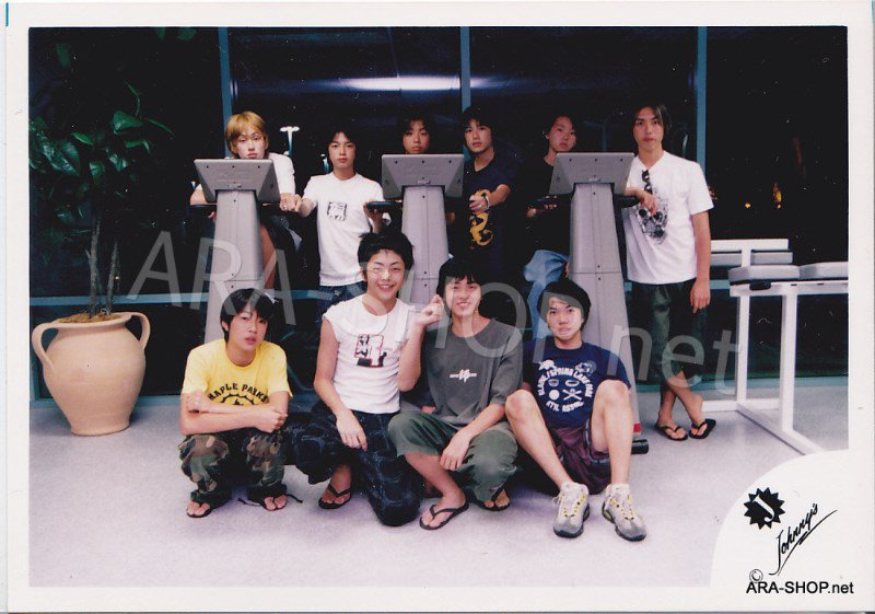 SHOP PHOTO - ARASHI - Johnny's Jrs. #061