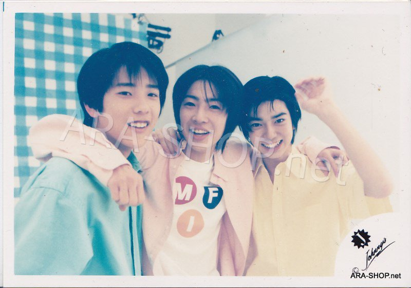 SHOP PHOTO - ARASHI - Johnny's Jrs. - AIBA NINO JUN #066