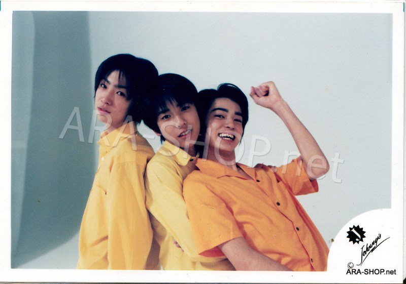 SHOP PHOTO - ARASHI - Johnny's Jrs. - AIBA NINO JUN #068