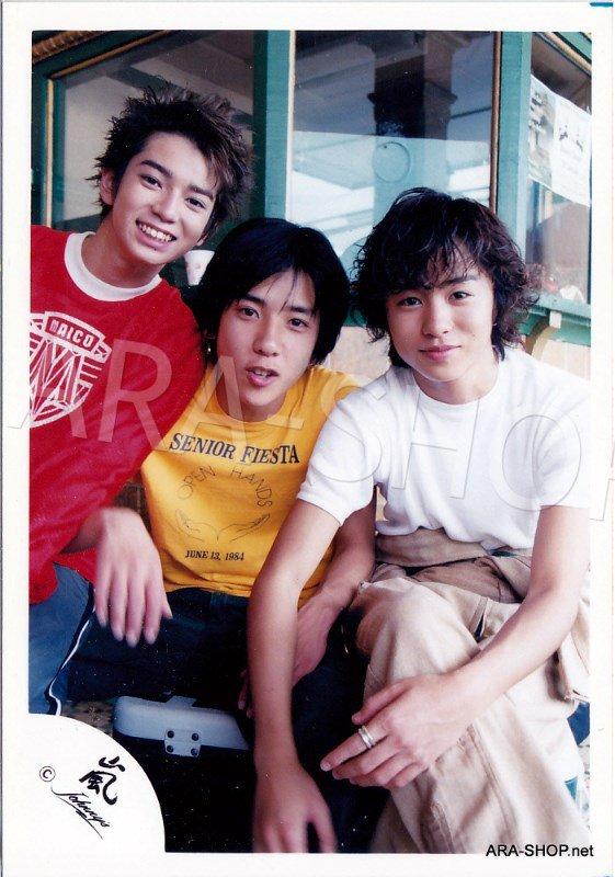 SHOP PHOTO - ARASHI - DEBUT in HAWAII 1999 #087